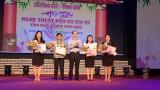 Hội thi nghệ thuật đờn ca tài tử tỉnh năm 2020: Huyện Dầu Tiếng đoạt giải nhất