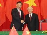 Lãnh đạo Đảng và Nhà nước gửi điện mừng Quốc khánh Trung Quốc