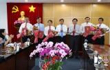 Tỉnh ủy Bình Dương: Tổ chức trao quyết định cán bộ