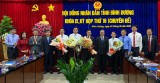 Nguyen Hoang Thao elected Chairman of the 9th tenure Binh Duong Provincial People's Committee
