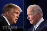 Tổng thống Trump nhất trí lùi 1 tuần các cuộc tranh luận với ông Biden