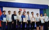 Tỉnh đoàn Bình Dương: Tổ chức lớp trung cấp công tác thanh niên