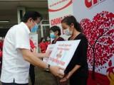 平阳省红十字会:为困难者提供逾9亿越盾的援助