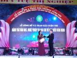Phóng viên Báo Bình Dương đoạt giải nhất cuộc thi viết về Đạo hiếu của Phật giáo Quảng Nam