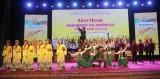 Sôi nổi các hoạt động văn hóa, nghệ thuật chào mừng Đại hội Đảng bộ tỉnh