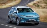 Hyundai triệu hồi Kona phiên bản điện