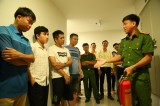 Tuyên truyền pháp luật về phòng cháy chữa cháy tại Khu dân cư Him Lam Phú Đông (TP.Dĩ An)
