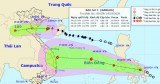 Bão suy yếu, áp thấp nhiệt đới khác sắp vào Biển Đông