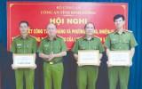Lực lượng Cảnh sát hình sự Công an tỉnh: Triệt xóa nhiều băng nhóm tội phạm