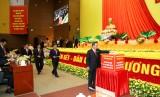 Đại biểu dự Đại hội Đảng bộ tỉnh Bình Dương lần thứ XI ủng hộ trên 2,3 tỷ đồng giúp đồng bào miền Trung