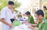 Công an huyện Dầu Tiếng: Tổ chức nhiều hoạt động hướng về cơ sở