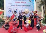 Hoạt động văn hóa, nghệ thuật chào mừng thành công Đại hội đại biểu Đảng bộ tỉnh:  Vui tươi và đặc sắc