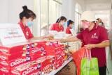 Đồng hành, chia sẻ và giúp đỡ người nghèo