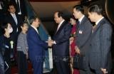 Thủ tướng Nhật Bản Suga Yoshihide thăm chính thức Việt Nam