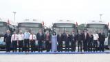 Phát triển vận tải hành khách công cộng gắn với đô thị bền vững