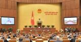 Thông cáo báo chí phiên khai mạc kỳ họp thứ 10, Quốc hội XIV