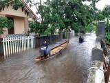 越南中部继续面临洪涝灾害和山体滑坡风险