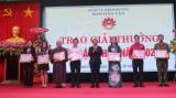 越共民运工作传统日90周年纪念典礼在平阳举行