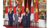 日本东陶(越南)公司获得值为1亿美元的投资许可证