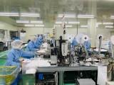 加工、制造工业强劲吸引外资