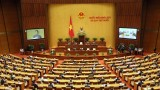 越南第十四届国会第十次会议公报(第一号)