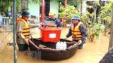 Hơn 60 tỷ đồng ủng hộ đồng bào bị bão lũ ảnh hưởng tại miền Trung