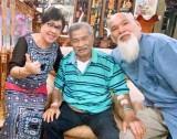 Nghệ sỹ nhân dân-võ sư Lý Huỳnh qua đời ở tuổi 78