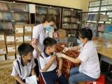 Hãy đưa trẻ 7 tuổi tiêm bổ sung vắc xin uốn ván - bạch hầu giảm liều