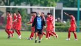 Đội tuyển Việt Nam chuẩn bị cho năm 2021