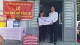 Ban Tuyên giáo Tỉnh ủy Bình Dương: Bàn giao nhà đồng đội tại huyện Bàu Bàng