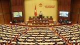 越南第十四届国会第十次会议新闻公报(第四号)