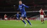 Arsenal thua Leicester trên sân nhà sau 27 năm