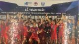 U15 PVF vô địch lần thứ 4 trên đất Thủ