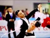 Khiêu vũ thể thao Bình Dương thắng lớn tại giải quốc gia
