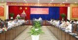Tỉnh ủy Bình Dương: Thông báo kết quả Hội nghị 13 Ban Chấp hành Trung ương khóa XII và Đại hội Đảng bộ tỉnh lần thứ XI