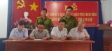 Xã Trừ Văn Thố, huyện Bàu Bàng: Các cơ sở kinh doanh ký cam kết an toàn phòng cháy chữa cháy