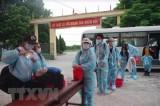 Việt Nam không ghi nhận ca nhiễm COVID-19 mới trong sáng 28/10