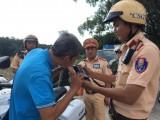 Huyện Phú Giáo: Thực hiện hiệu quả công tác bảo đảm trật tự an toàn giao thông