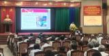 Hội nghị thông tin thời sự cho cán bộ hưu trí