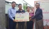 Thêm 2 trẻ em mắc bệnh hiểm nghèo được giúp đỡ