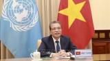 越南呼吁国际社会协助巴勒斯坦克人民渡过危机