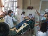 Giải cứu nhiều người trong vụ sạt lở nghiêm trọng ở Trà Leng