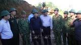 """台风""""莫拉菲""""给越南中部和西原地区造成巨大损失"""