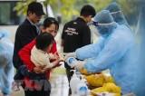 Sáng 2/11, Việt Nam không có ca lây nhiễm COVID-19 trong cộng đồng