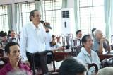 Đại biểu HĐND tỉnh và TP.Thuận An tiếp xúc cử tri phường An Phú