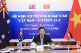 Australia wants to set up comprehensive strategic partnership with Vietnam: FM