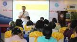 Hội nghị đối thoại chính sách bảo hiểm xã hội, bảo hiểm y tế với cán bộ hội viên phụ nữ
