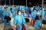 Việt Nam không ghi nhận ca nhiễm COVID-19 mới trong sáng 12/11