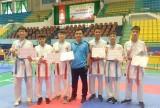 Karate Bình Dương thắng lớn tại giải quốc gia