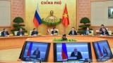 越南与俄罗斯在发展全面战略伙伴关系问题上共享愿景